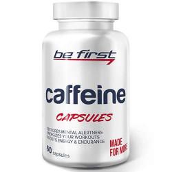 Be First Caffeine - 60 капсул - кофеин в капсулах