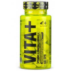 Витаминно-минеральный комплекс 4+ Nutrition Vita+ 60 капсул