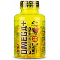 4+ Nutrition EXTRA OMEGA+ 100cap - 100 капс