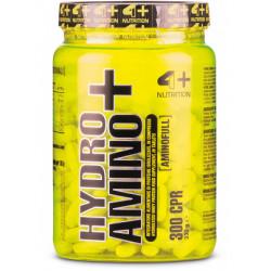 4+ Nutrition Hydro Amino+ 300 таблеток без вкуса