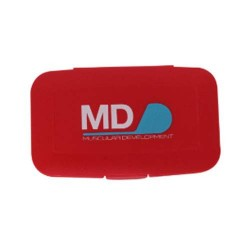 MD - Таблетница контейнер для таблеток