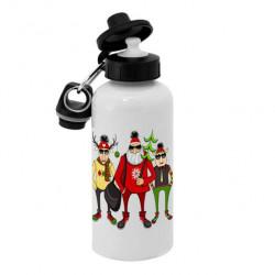 Спортивная бутылка для воды, Б_2020_20 Пусть всё будет Ок