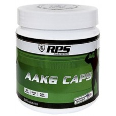 RPS Nutrition AAKG 240 капсул без вкуса