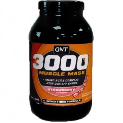 Гейнер QNT Muscle Mass 3000 1300 г Chocolate