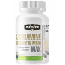 Maxler Glucosamine Chondroitin MSM MAX 90 tabs - 90 таб.