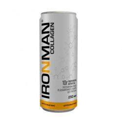 """""""IRONMAN"""" Напиток COLLAGEN - Цитрусовый микс - 0.25 л"""