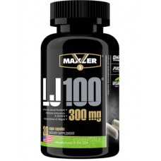 Maxler LJ100 300mg Tongkat Ali 100:1 Extract 30 cap - 30 капс
