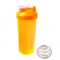 Спортивный шейкер BF-SSH01-600 оранжевый