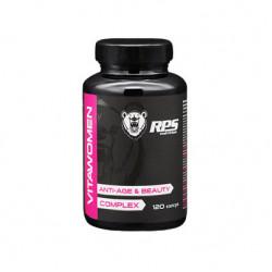 Витаминно-минеральный комплекс RPS Nutrition Vitawomen 120 капсул