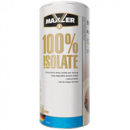 Maxler 100% Isolate 450g - 450 г, Швейцарский шоколад