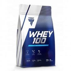 Trec Nutrition Whey 100 900g - 900 грамм, Клубника