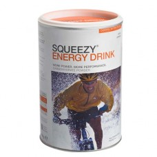 Изотоник с углеводами и электролитами SQUEEZY Energy Drink, апельсин
