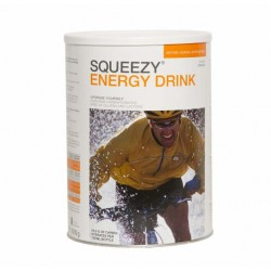 Изотоник с углеводами и электролитами SQUEEZY Energy Drink