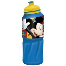 Бутылка пластиковая Stor - спортивная 530 мл. Микки Маус Символы, артикул 19035