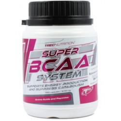 Trec Nutrition Super BCAA System 150 капсул без вкуса