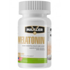 Maxler Melatonin 3 mg 120 tab - 120 таб