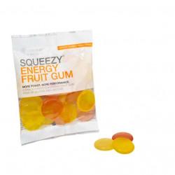 Энергетические жевательные конфеты SQUEEZY ENERGY FRUIT GUM