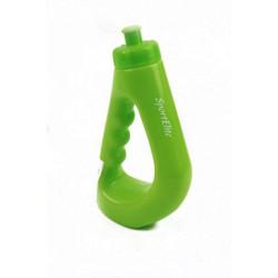 Бутылка спортивная В-110 350 мл, салатовый