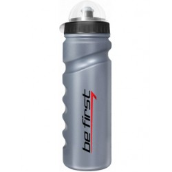 Be First Бутылка для воды 750ml - 750 мл., Серебристый