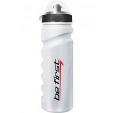 Be First Бутылка для воды 750ml - 750 мл., Белый