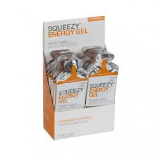 Гель углеводный с электролитами SQUEEZY Energy Gel, ассорти