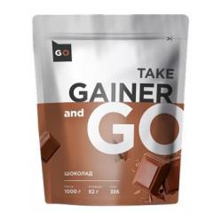 Гейнер Take and Go Gainer 1000 г Шоколад