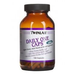 Витаминно-минеральный комплекс Twinlab Daily One Caps with Iron 180 капсул