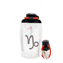 Складная эко бутылка Vitdam B050TRS-1006 прозрачная 500 мл