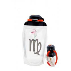 Складная эко бутылка Vitdam B050TRS-1007 прозрачная 500 мл