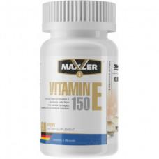 Maxler Vitamin E Natural form 150 мг 60 капсул