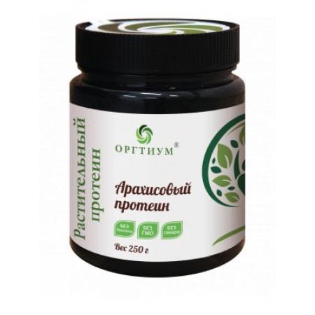 Протеин Оргтиум Арахисовый 250 г