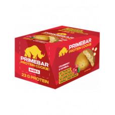 Prime Kraft Протеиновое печенье Primebar, клюква-овес 8 шт. х 55 г