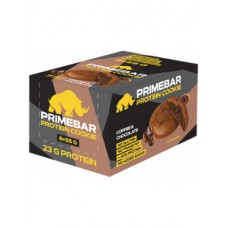 Prime Kraft Протеиновое печенье PrimeBar, кофе-шоколад 8 шт. х 55 г