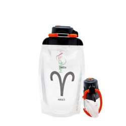 Складная бутылка Vitdam B050TRS-1201 прозрачная 500 мл