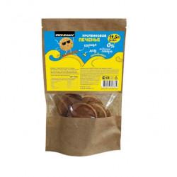 Протеиновое печенье IronMan Медовое с корицей 80 г, 4 шт.