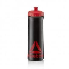 Бутылка Reebok RABT-11005 750 мл черно-красная
