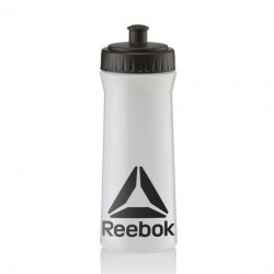 Бутылка Reebok RABT-11005 750 мл черно-серая