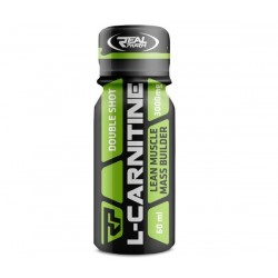 Real Pharm L-Carnitine Shot, 1 ампула 60 мл, лесная ягода