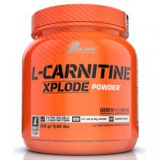 Olimp L-Carnitine Xplode Powder, 300 г, апельсин
