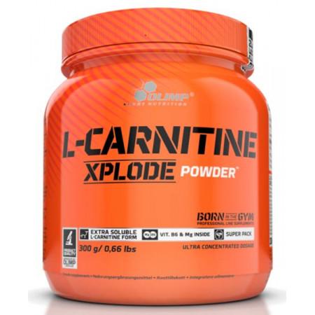 Olimp L-Carnitine Xplode Powder, 300 г, вишня