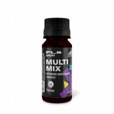 MultiMix Жидкий витаминно-минеральный комлекс, Fruit mix 60 ml