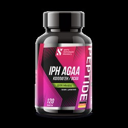 Пептидный комплекс STL BCAA Collagen IPH AGAA, STL, таблетки, 120 шт.