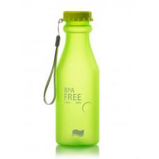 Бутылка Verona BPA Free, 550 мл, зеленая