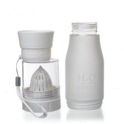 Бутылка Verona H2O 650 мл белая
