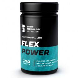 Хондроитин, шлюкозомин, МСМ Спортивные технологии Flex Power 150 капсул