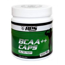 RPS Nutrition BCAA Caps, 240 капсул