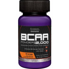 Ultimate Nutrition BCAA 12000 Flavored, 7.6 г