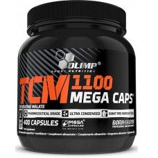 Креатин OLIMP TCM mega Caps, 400 капсул