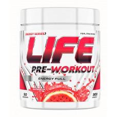 Предтренировочный комплекс Tree of Life Pre-Workout 300 г арбуз