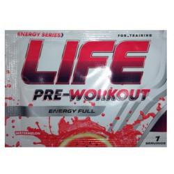 Предтренировочный комплекс Tree of Life Pre-Workout 6 г арбуз